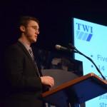 AlexRobelou, ingénieursénior et chef de projet au TWI Ltd